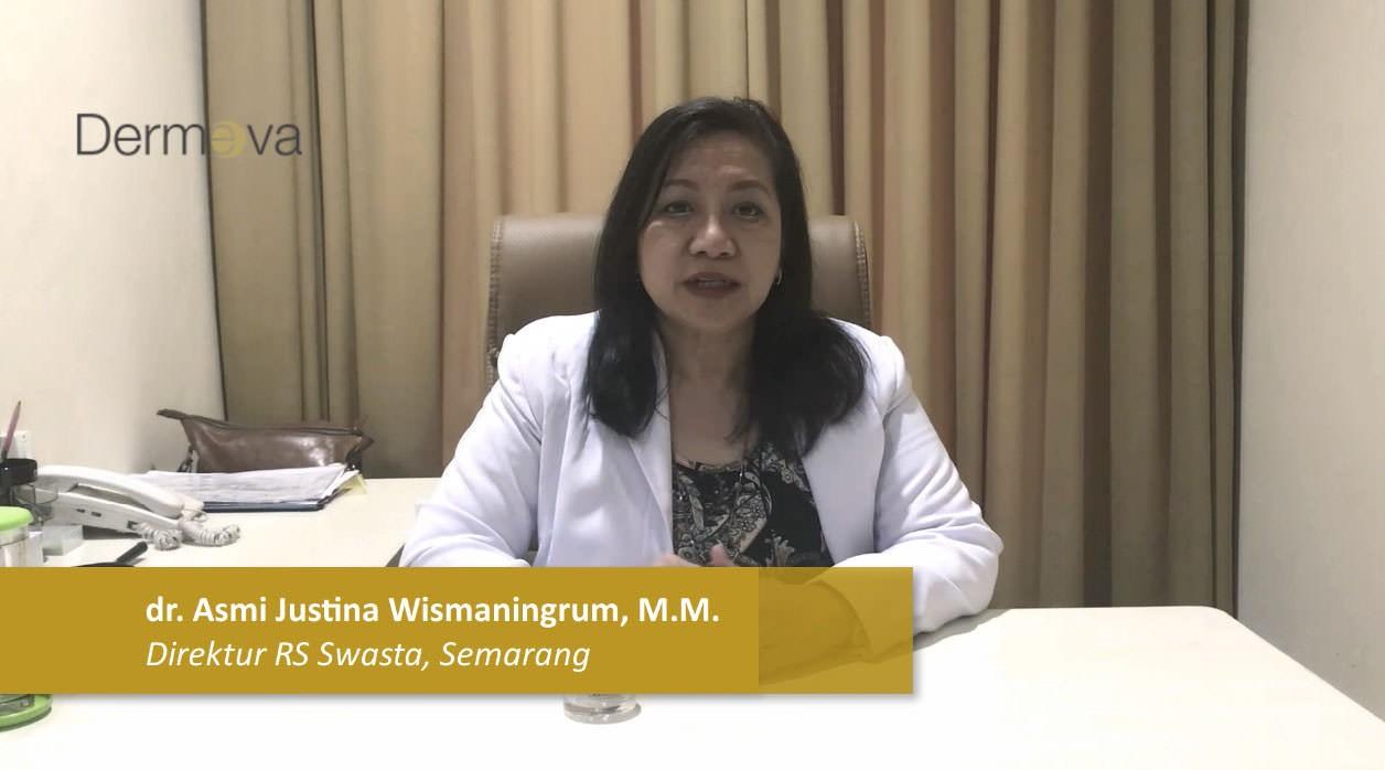 Dr. Asmi Justina Wismaningrum, MM