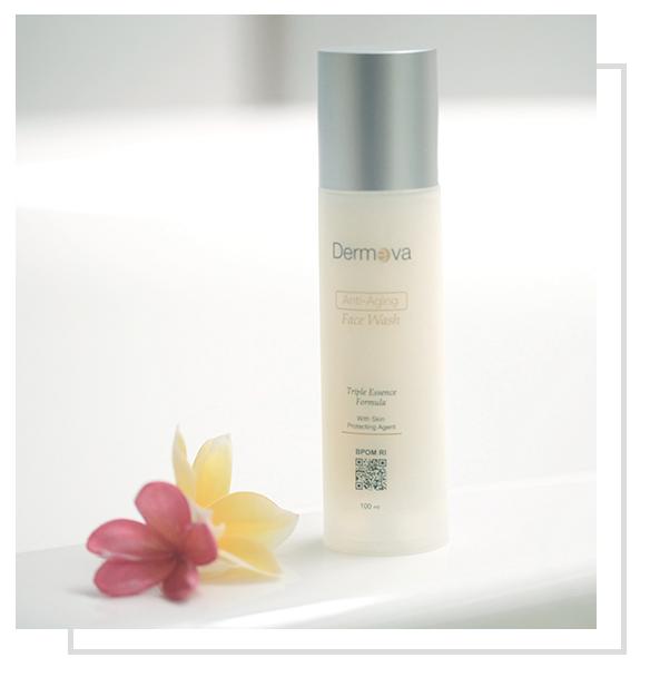 Dermeva Anti-Aging Face Wash